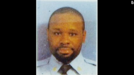 This undated photo provided by the Delaware Department of Correction shows Sgt. Steven Floyd. Floyd died in a hostage standoff at the James T. Vaughn Correctional Center in Smyrna, Delaware. Officers found him unresponsive when they breached the building where inmates had held hostages on Thursday, Feb. 2, 2017. (Delaware Department of Correction via AP)