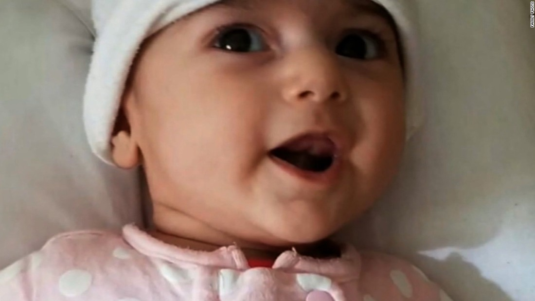 Iranian baby girl caught in Trump travel ban headed to US, governor says