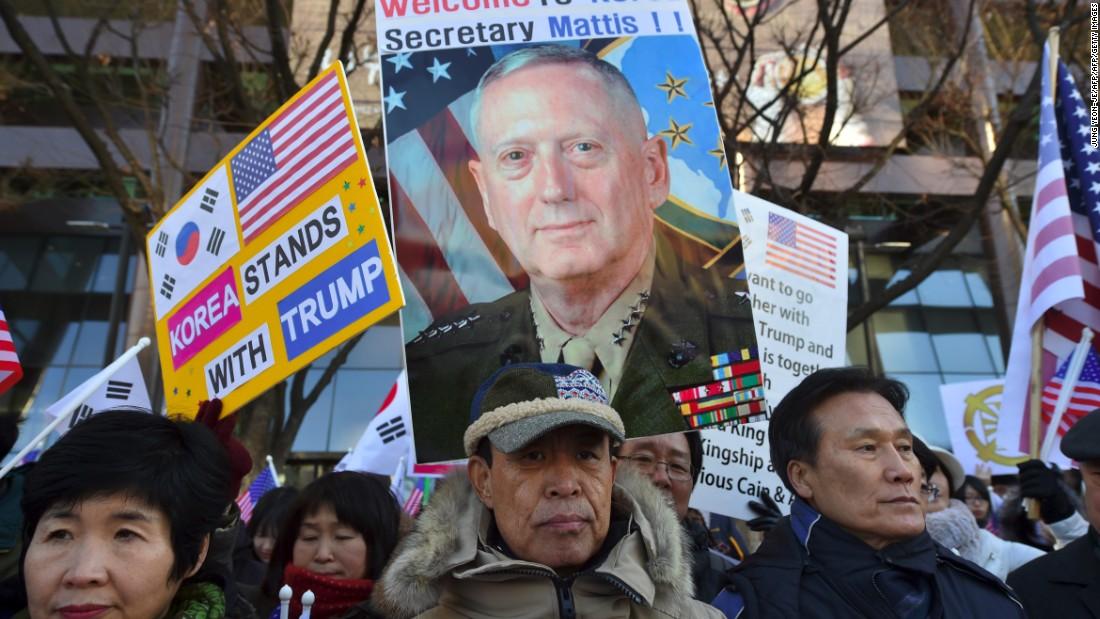 North Korea accuses US, South Korea of plotting nuclear attack
