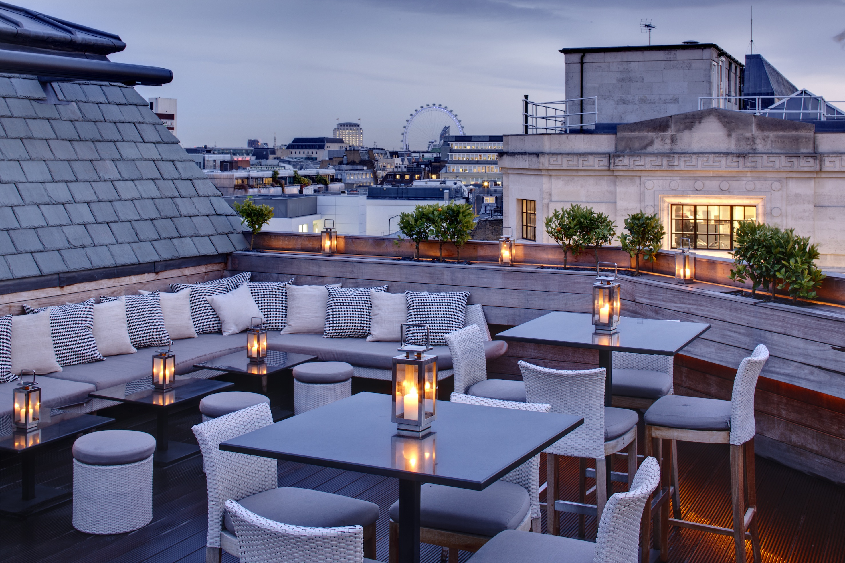 15 London Restaurants With Great Views Cnn Travel
