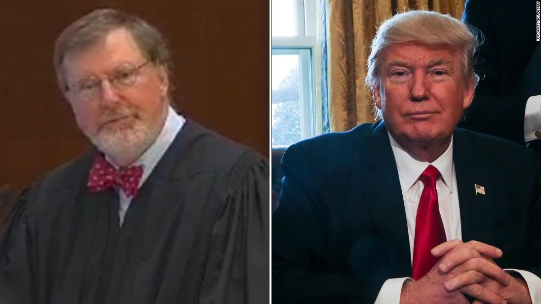 Trump Robart Composite Super Tease Trumps Federal Judge Cnnpolitics