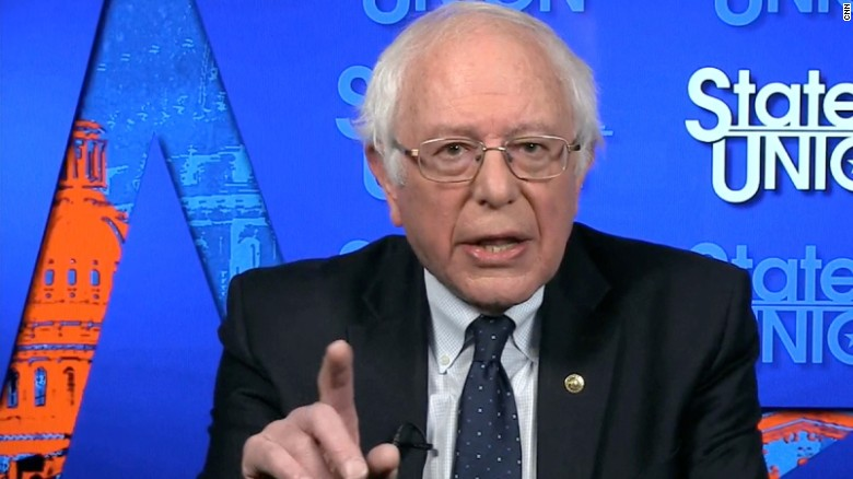 Sanders: Trump a fraud on Wall Street reform