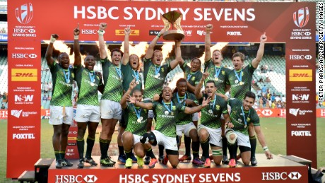 South Africa beat England to get revenge after defeat  in December's Cape Town final.