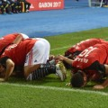 Egypt celebrate elneny afcon