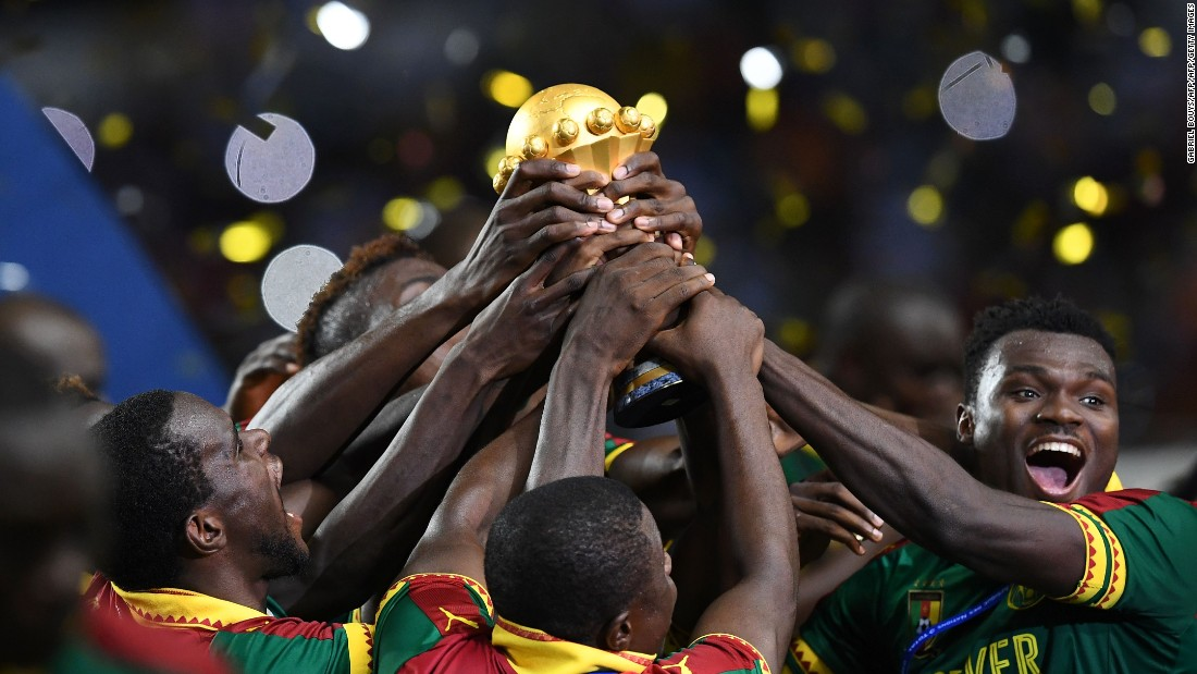 The Indomitable Lions of Cameroon are the 2017 Africa Cup of Nations champions, ending a 15-year wait.