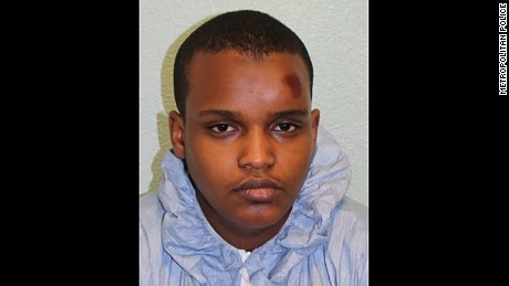 Zakaria Bulhan, 19, has admitted stabbing a woman to death and injuring five other people in a knife attack in London last year.