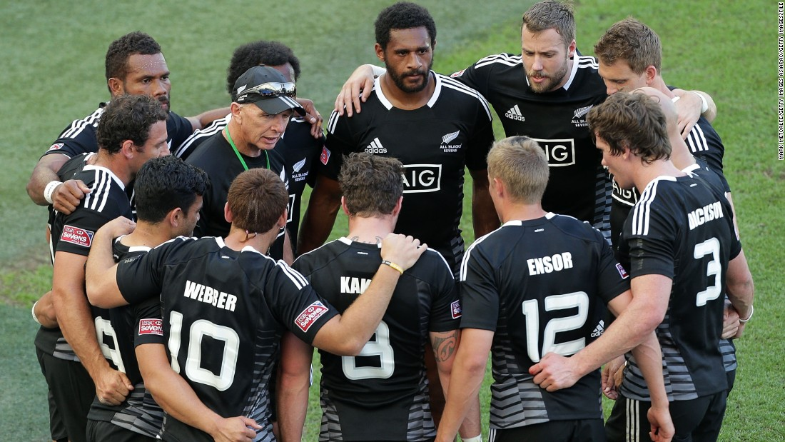 As well as dominating the world series until 2014, New Zealand also won two of the five Sevens World Cups played during his reign, in 2001 and 2013, and lost in the 2005 final.