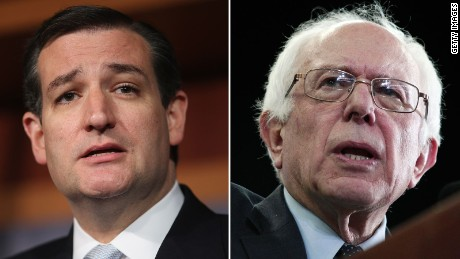 Cruz, Sanders face off on Obamacare