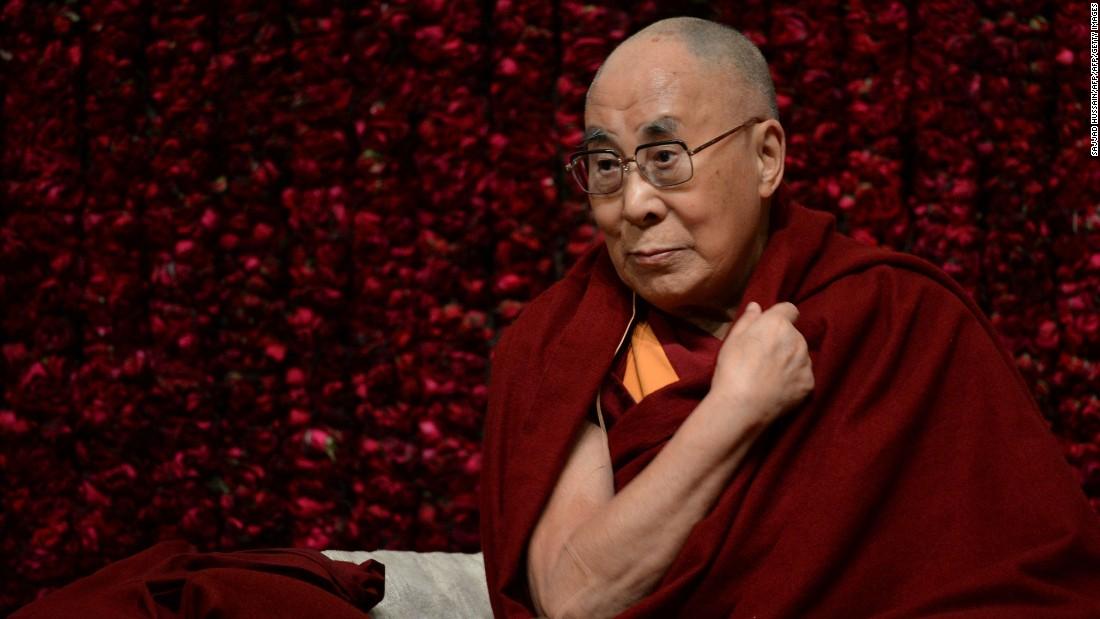 Life tips from the Dalai Lama