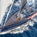Most innovative sailing yacht  Boat International Media's ShowBoats Design Awards 2017