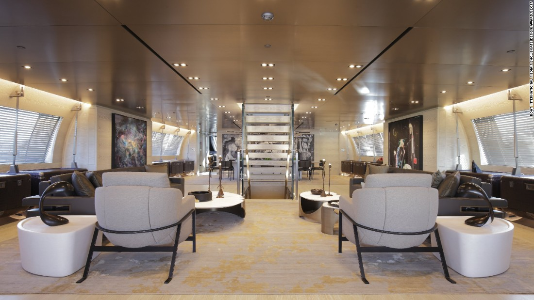 "And Sybaris picked up a third ShowBoats design award for the ""cohesive and elegant design"" of PHDesign."