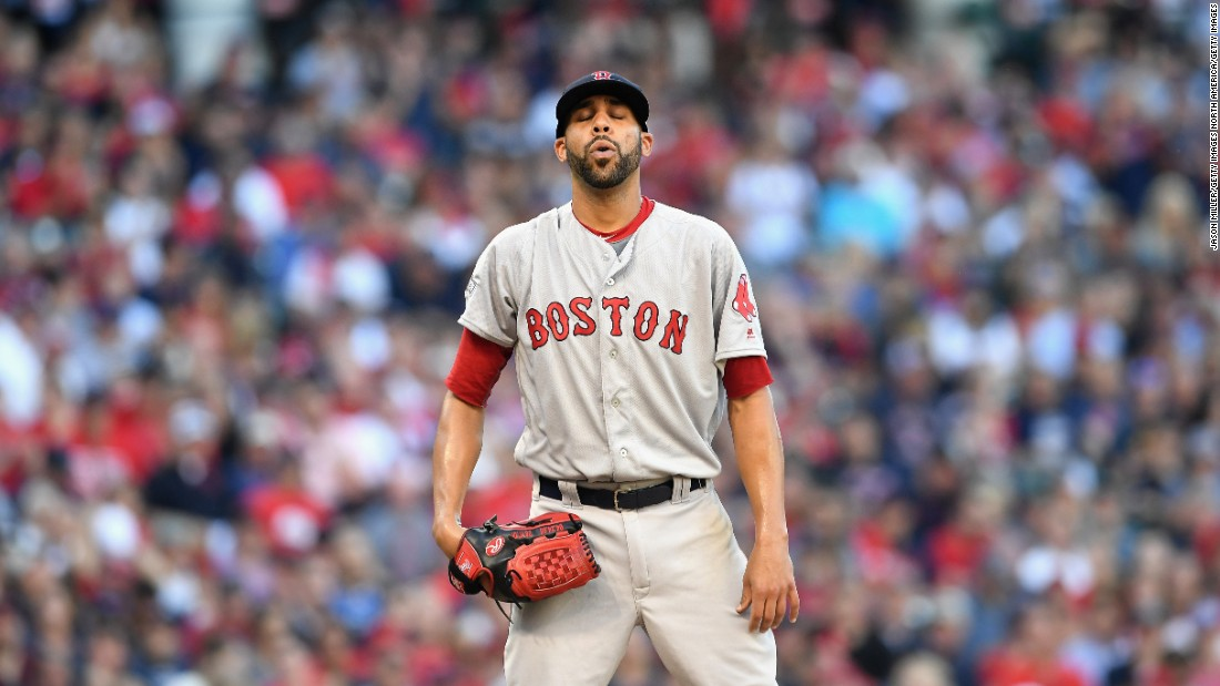 The 2012 Cy Young winner and five-time All-Star was awarded a seven-year $217 million contract by the Red Sox in 2016. David Price, who posted a 17-9 record in his first year at Boston, has twice led the Majors in innings pitched (2014, 2016) and once in strikeouts (2014). His performance has dipped in the postseason, however, where he's accumulated a 2-8 record and 5.54 ERA over nine playoff series.