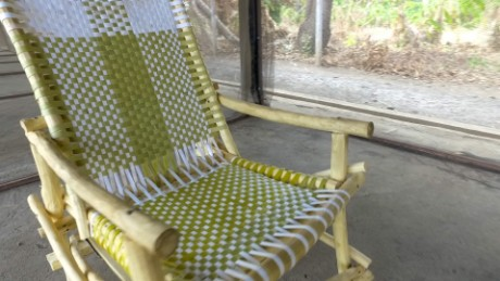 The malaria chair: CNN dives deeper into some solutions to malaria