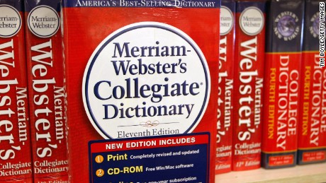 Merriam-Webster redefines 'troll' and 'dog whistle' to conform to the times