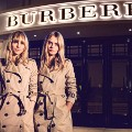 burberry trench cara delevigne