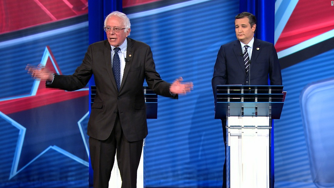 Sanders, Cruz debate Obamacare: CNN's Reality Check Team vets the claims
