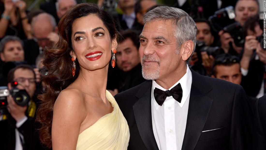 At 56, George Clooney became a father to twins. He and Amal Clooney welcomed Ella and Alexander Clooney in June. Other male celebs have become fathers in their later years, too.