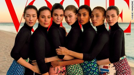 vogue march cover