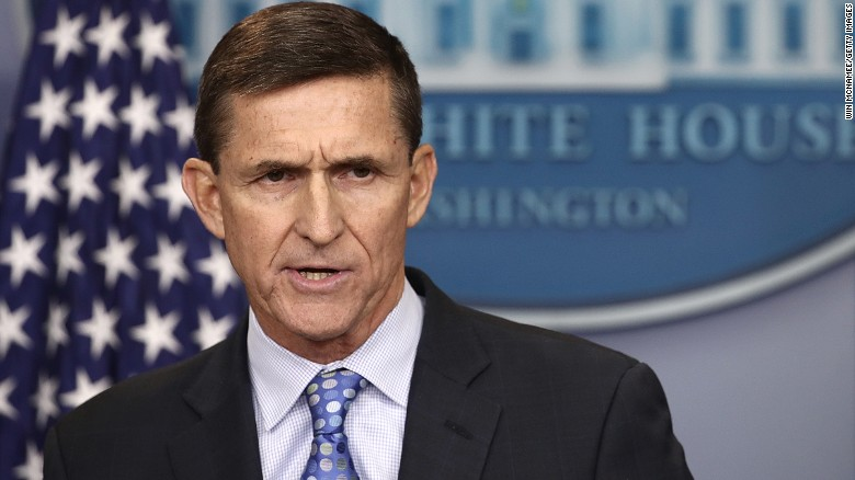 Source: Michael Flynn was known foreign agent