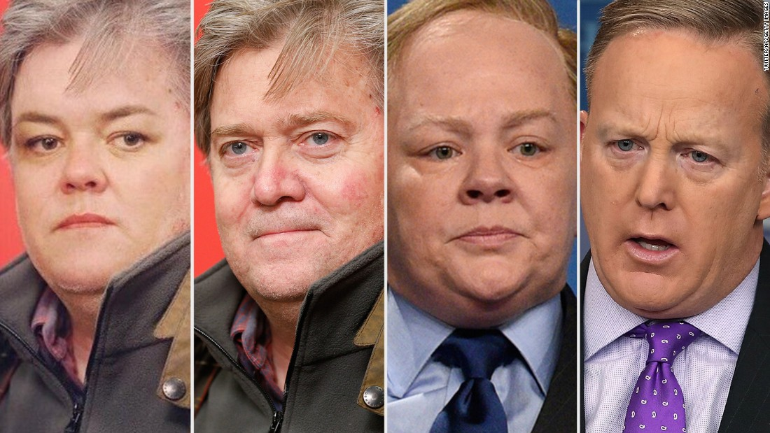 SNL' fantasy league of Trump Cabinet - CNN