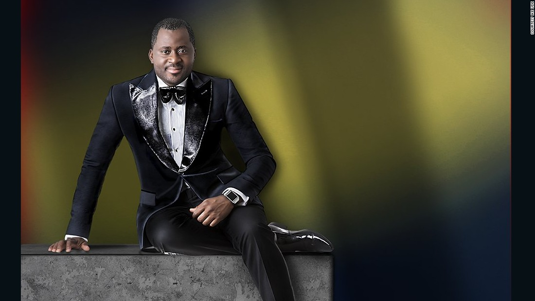 The Lagos -born actor has been in a whopping 200 movies.