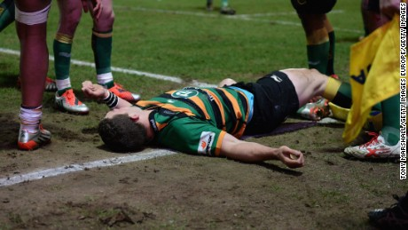 Rugby's concussion problem: Headache that won't go away