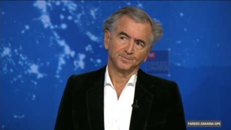 BHL on anti-Semitism and BDS movement