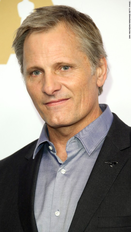 "Viggo Mortensen is nominated for best performance by an actor in a leading role in ""Captain Fantastic."""