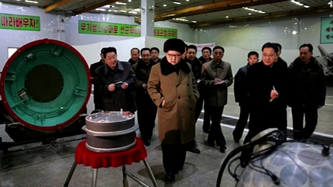 North Korea's missile launch points to advances, US officials say