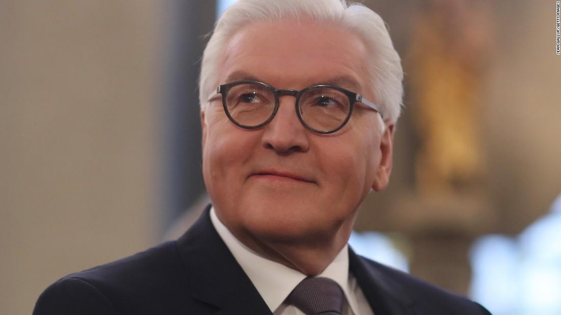 Frank-Walter Steinmeier elected German President