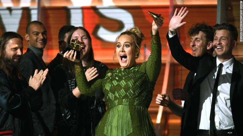 Best moments from the 2017 Grammy Awards