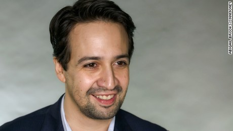 Lin-Manuel Miranda explains his tasty creative process