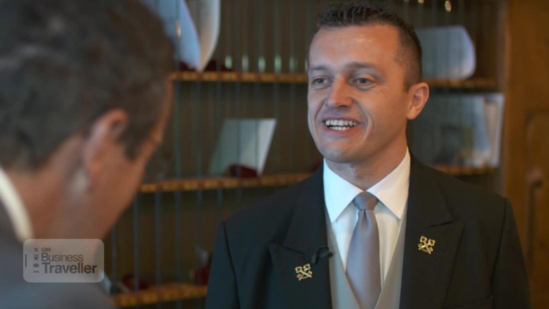 Cnn Business Traveller The Art Of Hospitality