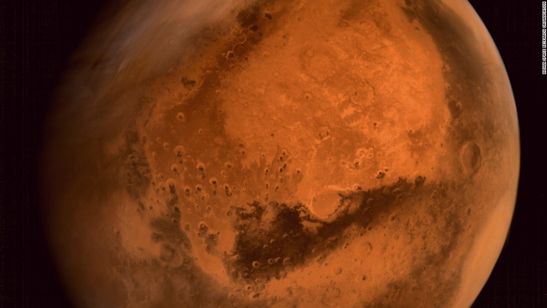 India's first Mars mission in pictures