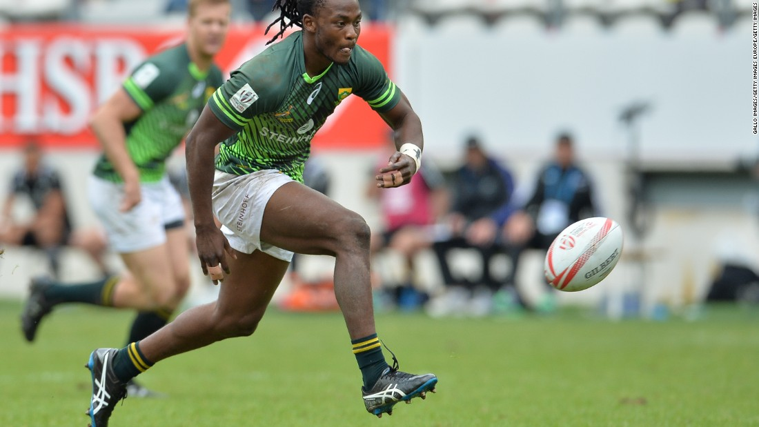 Senatla says he only had raw pace when he started out, but sevens has improved his game in every dimension from long-range passing to kicking.