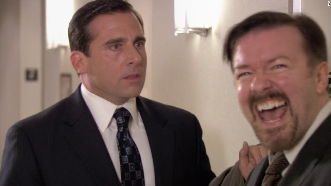 """The Office"" was often so funny it hurt -- in a cringeworthy kind of way. An office-based mockumentary originally developed in the UK, ""The Office"" came stateside in 2005 and provided us with proof that the most awkward, uncomfortable situations can also be the most hilarious (especially if there's a reaction shot involved)."