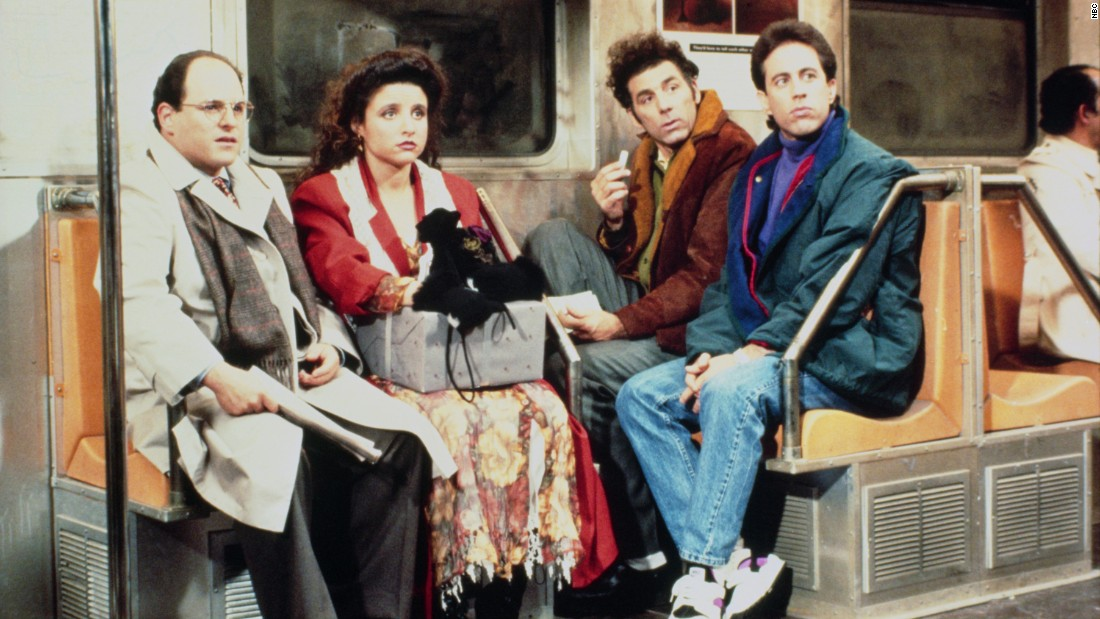 "The genius of ""Seinfeld"" was in its simplicity. The running joke was that it was a ""show about nothing,"" but in reality it was a show about <em>everything </em>-- all the weird little quirks that we encounter in everyday life. Turns out those small, conversational details make for classic comedy -- so much so that <a href=""http://ew.com/gallery/tv-10-all-time-greatest/3-seinfeld"" target=""_blank"">Entertainment Weekly ranked</a> ""Seinfeld"" as one of the 10 best shows of all time."