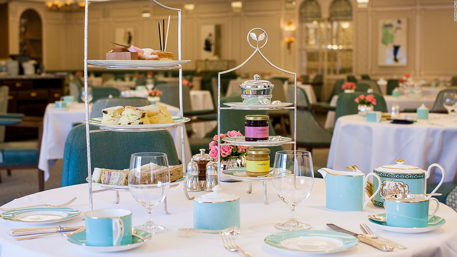 london u0027s best afternoon teas cnn travel