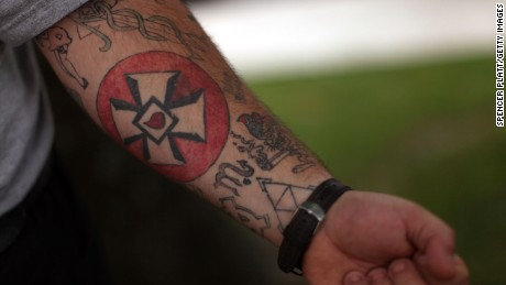 These are the new symbols of hate