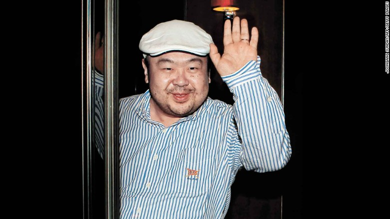 North Korea puts spin on Kim Jong Nam death