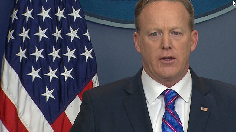 Spicer: Trump asked for Flynn's resignation