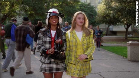 """Stacey Dash and Alicia Silverstone in """"Clueless"""""""
