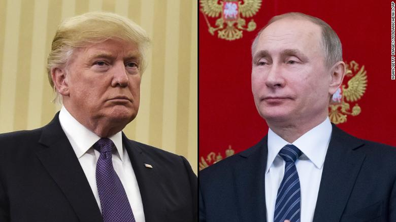 Trump didn't dismiss idea of Putin meeting