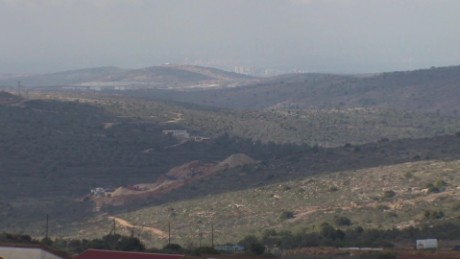 Building in the West Bank settlement blocs