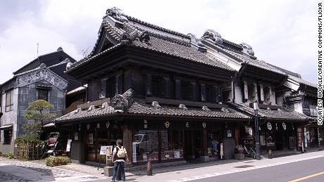 Kawagoe: 'Most Japanese' destination of all?
