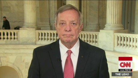 Trump: No Russia ties; Durbin: Release your taxes