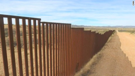 Will Trump's border wall become a fence?