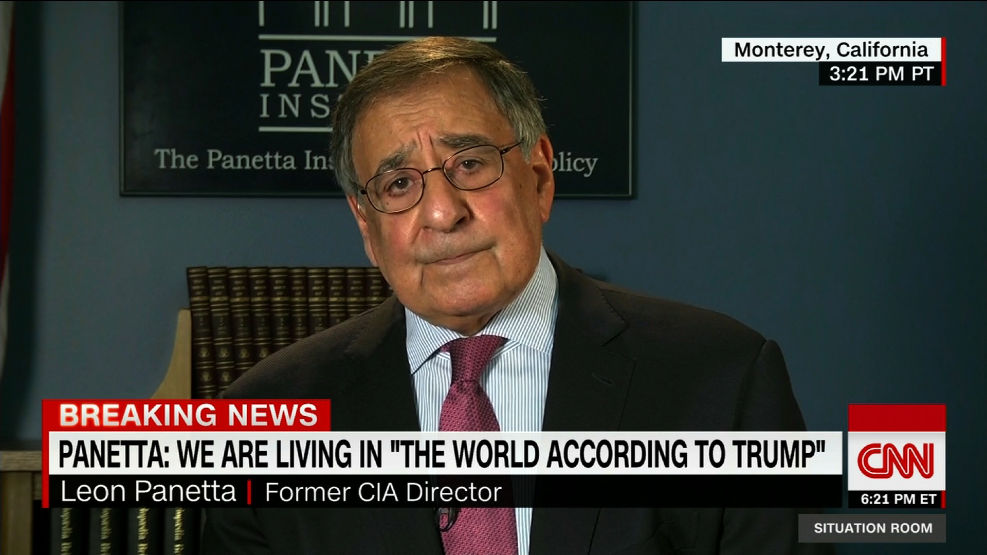 Panetta: White House Not Prepared For Crisis   CNN Video Nice Ideas
