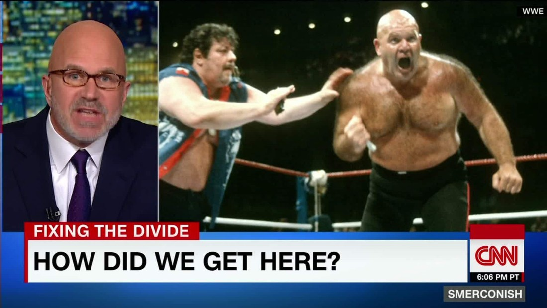 Fixing the divide: How did we get here? - CNN Video