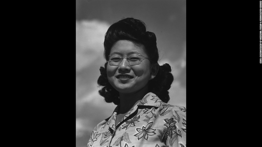 Miss Michiko Sugawara, stenographer